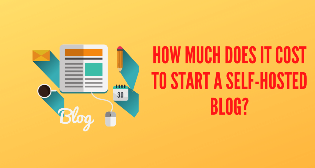 Cost to start a blog